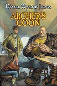 Book Cover for Archer's Goon by Diana Wynne Jones