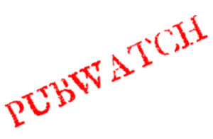 What Is a Pubwatch, Even?