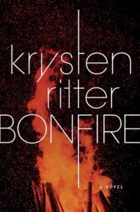 Book cover for Bonfire by Krysten Ritter