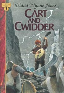 Book cover for Cart and Cwidder by Diana Wynne Jones