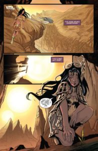 Dejah Thoris: The Gardens of Mars (Dynamite Entertainment, September 2018)