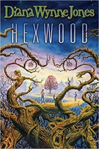 Book cover for Hexwood by Diana Wynne Jones
