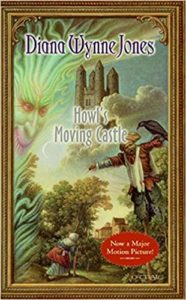 Book Cover for Howl's Moving Castle by Diana Wynne Jones