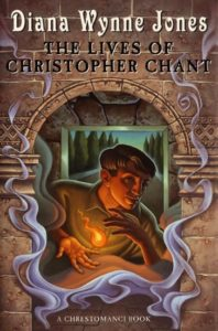 Book Cover for The Lives of Christopher Chant
