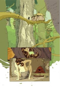 Mirenda Volume 1 by grim wilkins (Image Comics, 2018)