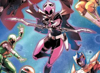 Mighty Morphin Power Rangers #31: Nostalgia, Colour and Suspense
