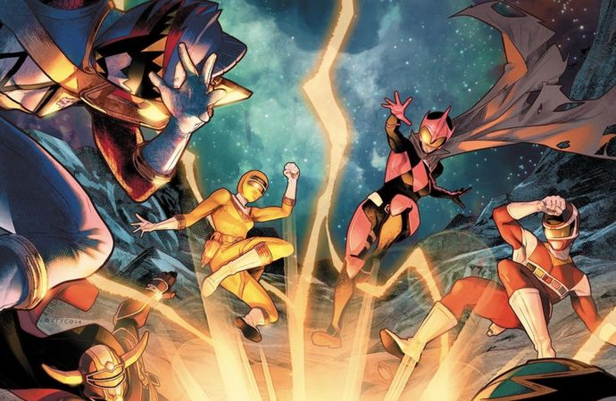 Mighty Morphin Power Rangers #32: New Players Enter the Fray