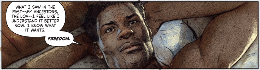 Shadowman #8 Andy Diggle (scripter), Renato Guedes (art)
