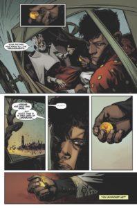 Shades of Magic: The Steel Prince #1 (Titan Comics, October 2018)