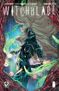 Alex manifests the Witchblade
