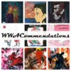 WWACommendations: LUFF, Darth Vader, Dear Justice League, Pros and (Comic) Cons
