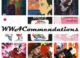 WWACommendations: Tomb Raider, Hellboy, Red Hood, Maus, and More