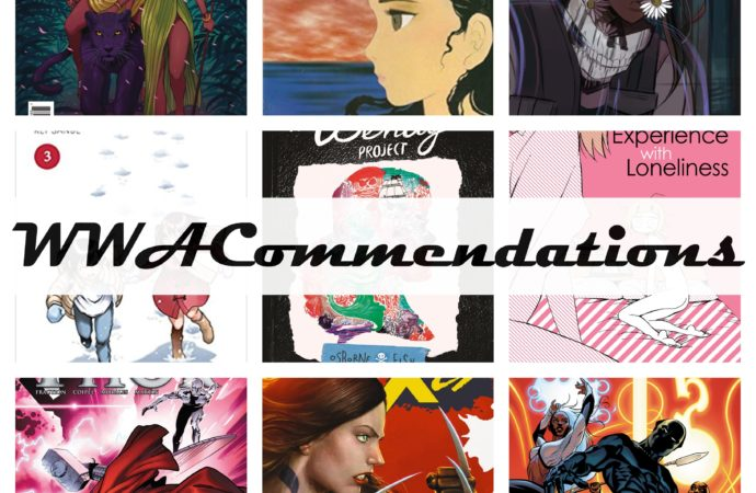 WWACommendations: Life is Strange, Coyotes, Batman Elseworlds, Archie 1941, and More