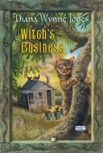 Book cover for Witch's Business by Diana Wynne Jones