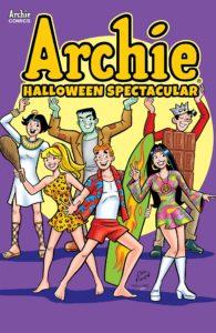 archie halloween