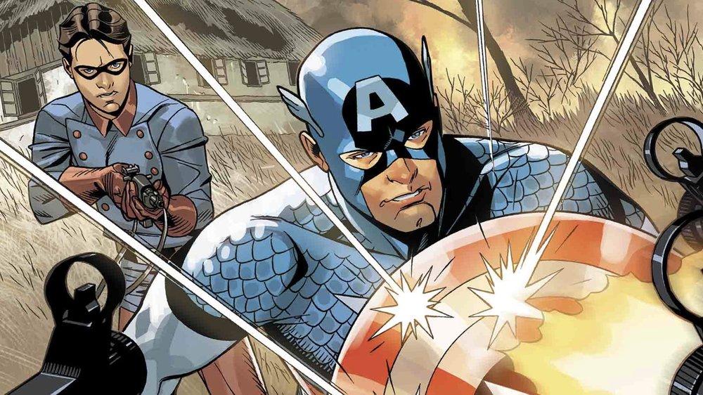 Captain America Annual #1 (Marvel Comics, September 19, 2018)
