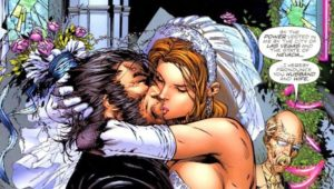 The Wedding Issue: Wolverine and Witchblade (?!?)