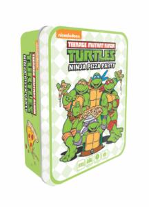 Teenage Mutant Ninja Turtles Pizza Party, 2019, IDW Games