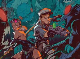 Bitter Root #1: A Monstrously Vibrant Swing into the Harlem Renaissance