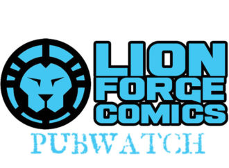 Lion Forge PUBWATCH: November 2018
