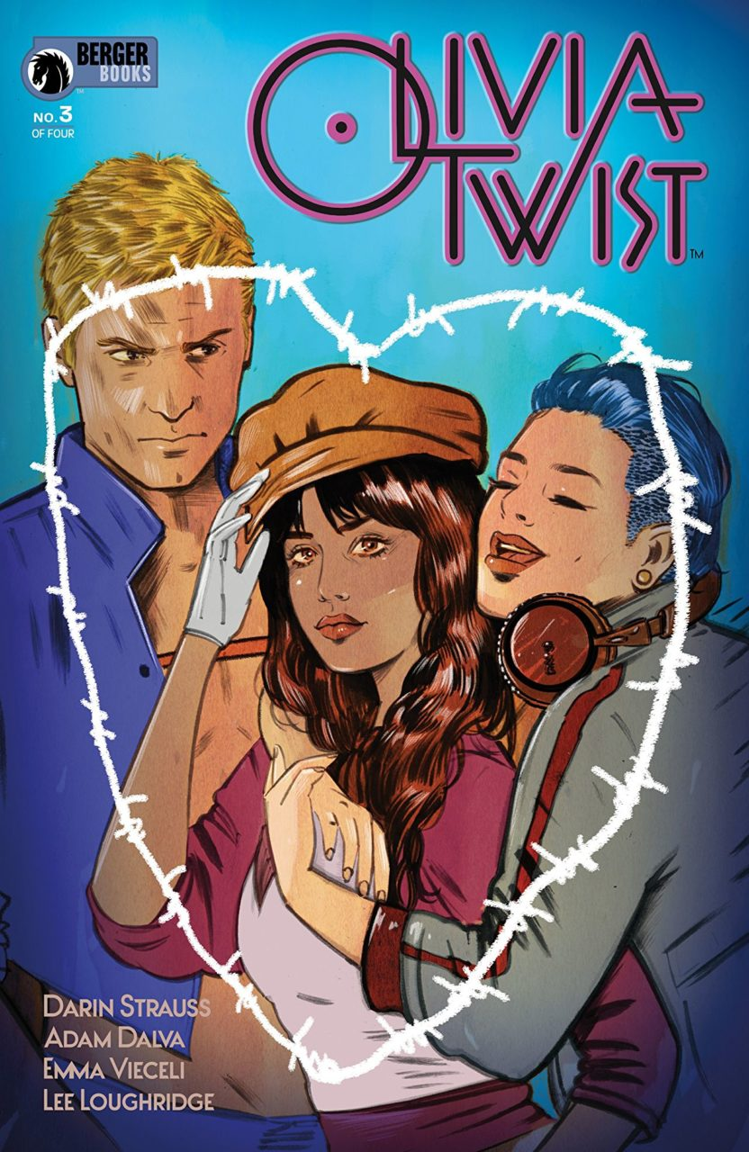 Olivia Twist #3 cover