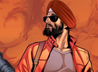 Super Sikh: Gorgeous Art, Great Story, A Fun New Hero