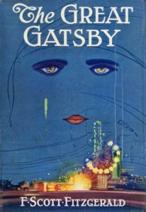 The Great Gatsby by F Scott Fitzgerald