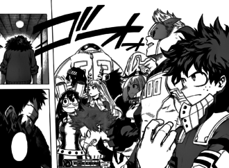Despite Being Its Influence, the Western Comics Industry Remains Silent on My Hero Academia