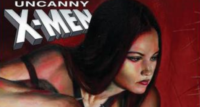 Cover Girl: Uncanny X-Men #1