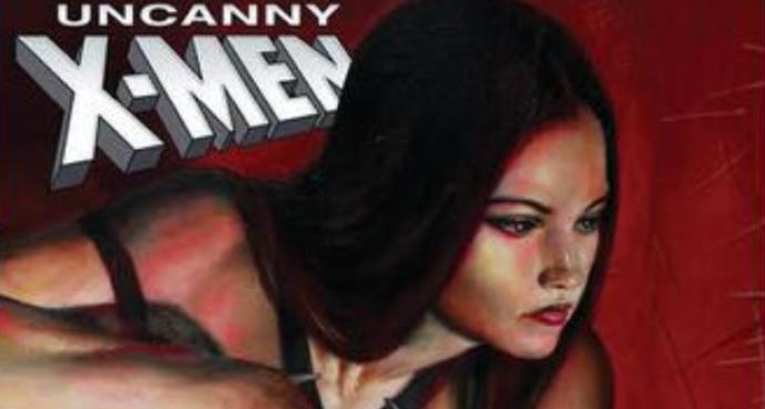 Uncanny X-Men #1 Mike Choi variant for Forbidden Planet (Marvel Comics, November 2018)