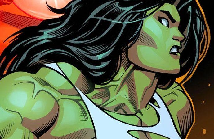 She-Hulk: The Hero We Need in 2019