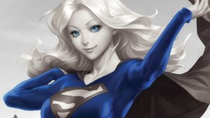 Hope in the Face of Adversity: Corinne McCreery on Supergirl