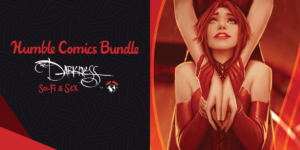 Top Cow/Humble Bundle Sci-Fi and Sex bundle