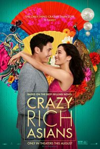 Crazy Rich Asians Movie Poster (2018)