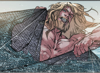 Aquaman #43 Swims In Shallow Waters