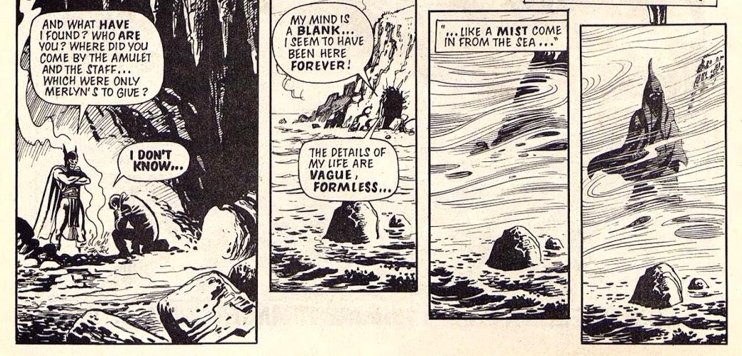 John Stokes & Steve Parkhurst for HULK COMIC, Marvel UK, under Dez Skinn, 1979