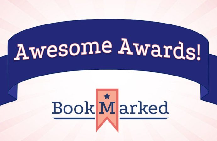 Presenting the Nominees for the 2019 Bookmarked Awesome Awards