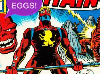Captain Britain Reading Diary 5: No More Eggs or Sunshine