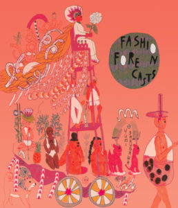 Fashion Forecasts Cover by Yumi Sakugawa image via Retrofit