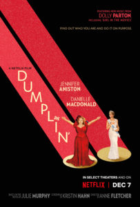 Dumplin' movie poster (Netflix, 2018)