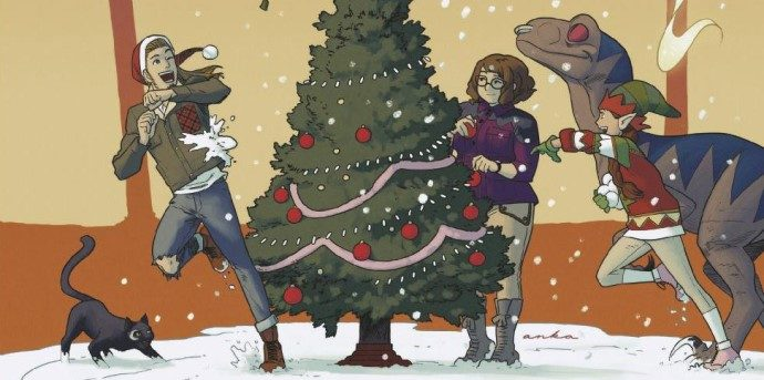 A Very Runaways Christmas