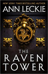 Cover for the Raven Tower