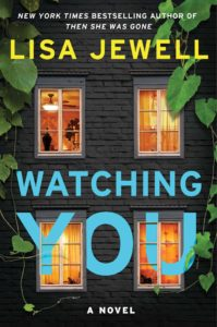 Cover for Watching You book