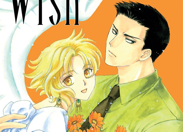 Kohaku and Shuichiro in Wish TPB. Written and drawn by CLAMP. Published by Dark Horse Comics. January 30, 2019.