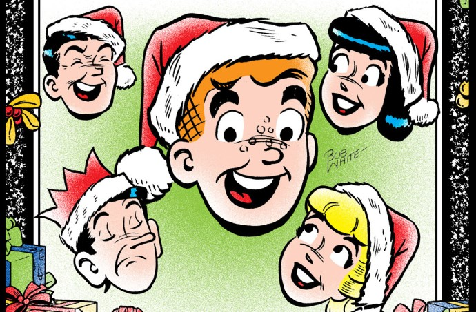 Archie Holiday Coloring Book (Archie Comics, November 2018)