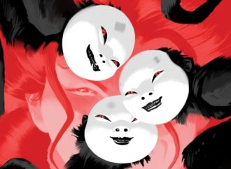 [EXCLUSIVE PREVIEW] The Mignola-verse's Crimson Lotus #2