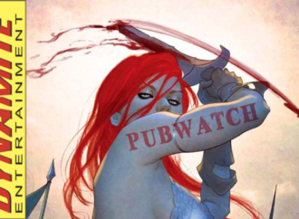 Dynamite Comics Pubwatch: July 2019