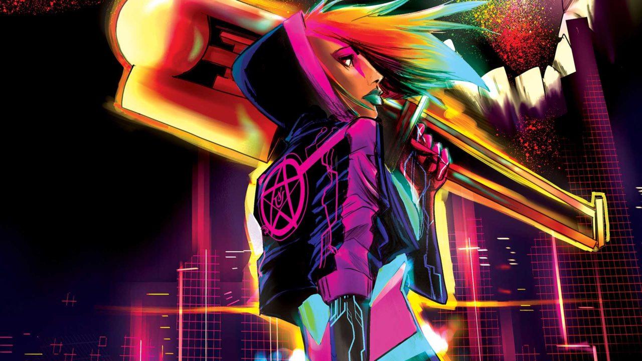 Goddess Mode #1 - DC Comics - Robbi Rodriguez December 2018