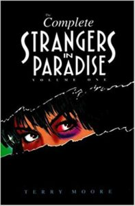 Strangers in Paradise by Terry Moore (Abstract Studio (July 21, 1998)