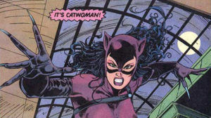 Catwoman #1, art by Jim Balent (DC Comics, 1993)